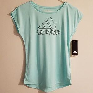 NWT adidas Girl's Shirt